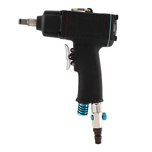 Fydun Chiave pneumatica 1/4 Interfaccia 160 Nm 9000 rmp rotazione positiva e negativa 3/8 pollici