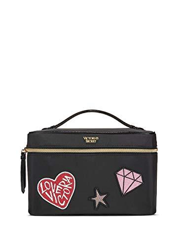 Victorias Secret Patch Weekender Train Case