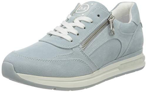 MARCO TOZZI by Guido Maria Kretschmer 2-2-83704-26 Sneaker, Zapatillas Mujer, Azul Lt, 36 EU
