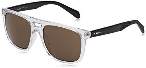 Fossil FOS 3096/G/S gafas de sol, CRYSTAL, 54 para Hombre