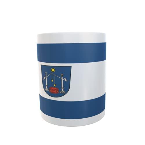 U24 Tasse Kaffeebecher Mug Cup Flagge Bad Salzuflen