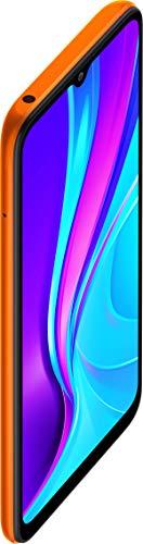 Redmi 9 (Sporty Orange, 4GB RAM, 64GB Storage) | 5000 mAh| 2.3GHz Mediatek Helio G35 Octa core Processor