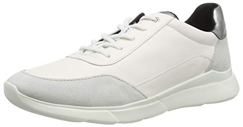 GEOX D HIVER D OFF WHITE Women's Trainers Low-Top Trainers size 37(EU)