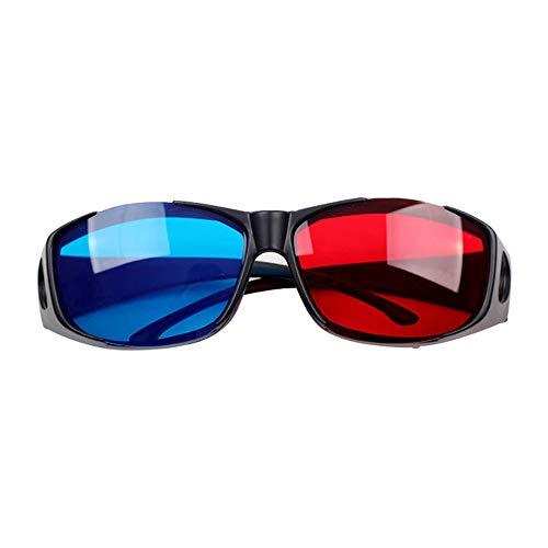 Vektenxi Big Schnäppchen Rot Blau Zyan NVIDIA 3D Vision Kurzsichtigkeit u0026 Allgemeine Brille