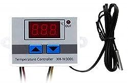 Quick Sense Digital 230V AC LED Digital Temperature Controller with Thermocouple Sensor,Quick Sense