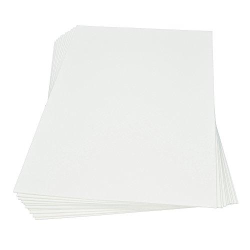 EFCO 300 x 450 x 2 mm Schaumstoff-Folie, Weiß