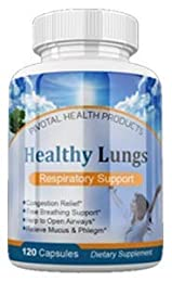 *** 14 All Natural Chinese Herbs*** Formulated Specifically for Sinus, Lung, Asthma, Breathing Relief *** Clean and Detox Your Lungs *** Restore You Lung Health & Breathe Better Fast *** Stop Allergies & Congestion *** Great For People Who Greatly Su...