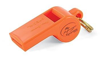 SportDOG - Sifflet Spécial Roy Gonia, Sifflet professionnel ergonomique pour Chien Longue Portée - Orange