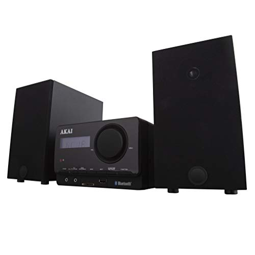Akai Core A61039DAB Multi-Functional Stereo system with Bluetooth, DAB, CD...