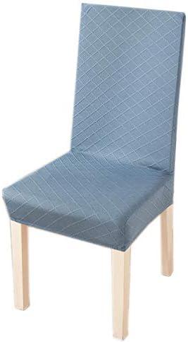 JSSEVN 1 Stks Stoelhoezen Eetkamerstoel Covers Stretch Verwijderbare Hoge Rug Stretch Verwijderbare Wasbaar Polyester