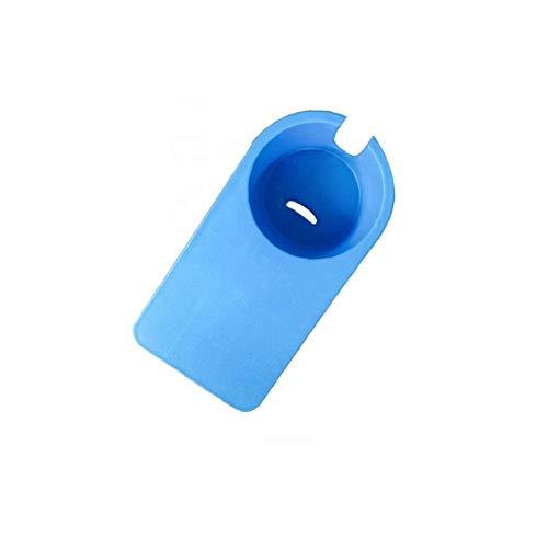 MICHAELA BLAKE Becherhalter-Klipp-Schreibtisch-Lateral DIY Clip Flasche Clamp Clip Lagerung Untertasse Wasser-Kaffee-Blau