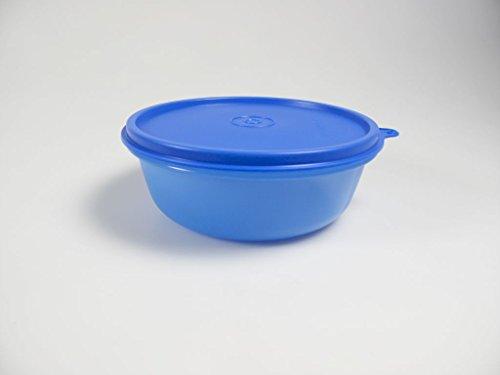 TUPPERWARE lot de 3 boîtes hit-parade-contenance : 600 ml (1) foncé set de 3 palmarès silvesterkracher bleu