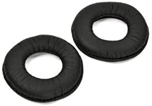 Bluecell Black 1 Pair of Replacement Earpad ear pad for Sony MDR-V150,MDR-V250V and MDR-V300 Headphones