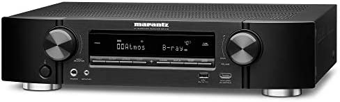 マランツ Marantz NR1710 AVレシーバー Dolby Atmos Height Virtualizer/ブラック NR1710/FB