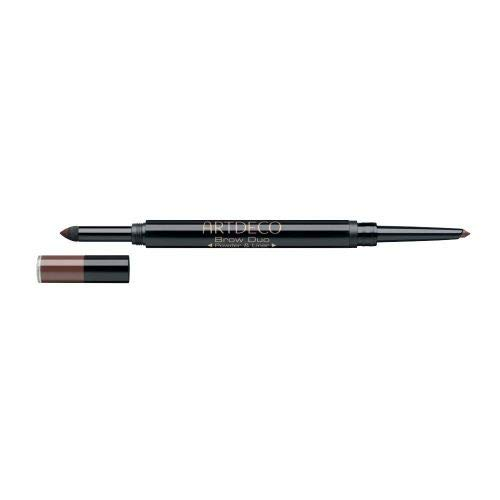 Artdeco Brow Duo PowderLiner Augenbrauenpuder 16, Deep Forest, 1g