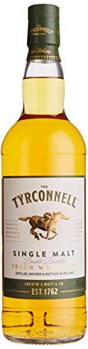 The Tyrconnell Single Malt Irish Whiskey, fruchtig und milder Geschmack, 43% Vol, 1 x 0,7l