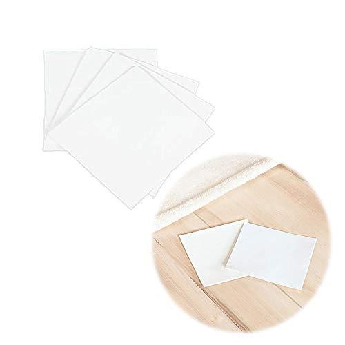 yiju 12 Stück Silikon Teppich Grip Anti-Rutsch Teppich Matte Teppich Greifer Wiederverwendbare Waschbar Mat Grip rutschfeste Teppich Fixed Sticker-White_12Pcs