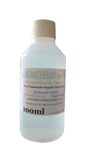 Organique Camomille Eau Florale 100ml