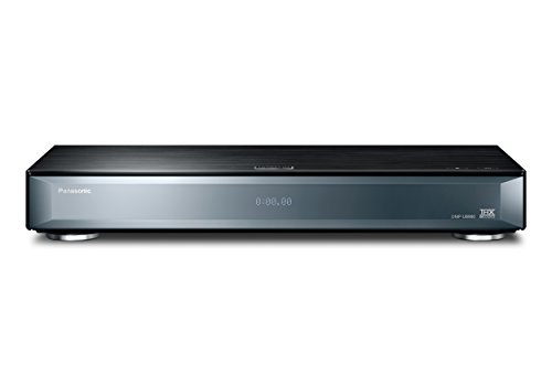 Panasonic DMP-UB900EGK Ultra HD, Blu-Ray Player (4K UHD, DLNA, 2x HDMI, USB, Uscita ottica / Coassiale, 7.1 Analogico), Nero