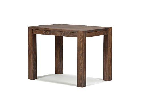 Naturholzmöbel Seidel Esstisch 100x70cm Rio Bonito Cognac braun Pinie Massivholz geölt und gewachst Holz Tisch Küchentisch, Optional erhältlich: passende Bänke