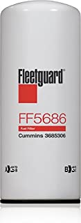 6/PACK FLEETGUARD FUEL FILTER FF5686
