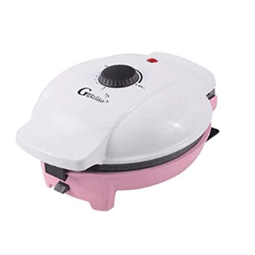 Gaufrier professionnel Multi-fonctions Gaufrier, Mini électrique de cuisson automatique des ménages Pan double face Donut machine Waffle Egg Roll Pancake Maker