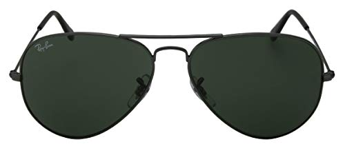 Ray-Ban Aviator RB3025 WO879/58 Grey Green