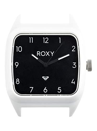 Roxy Ally Mix & Match - Caja de Reloj analógica - Mujer - One Size - Blanco