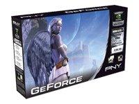 PNY GeForce 9800 GTX + Tarjeta gráfica PCI-E 512MB DDR3 HDMI