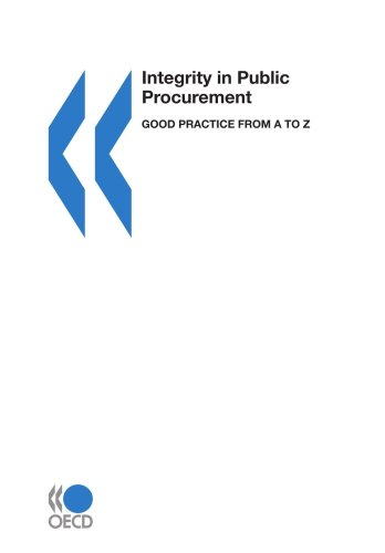 Integrity in Public Procurement: Good Practice from a to Z