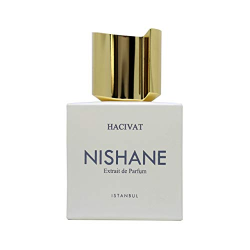 Hacivat by Nishane Extrait De Parfum Spray (Unisex) 50 ml