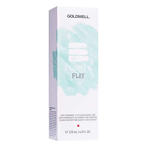 Goldwell Elumen Play Semi-Permanente Haarfarbe Tönung - Pastel Mint 120ml
