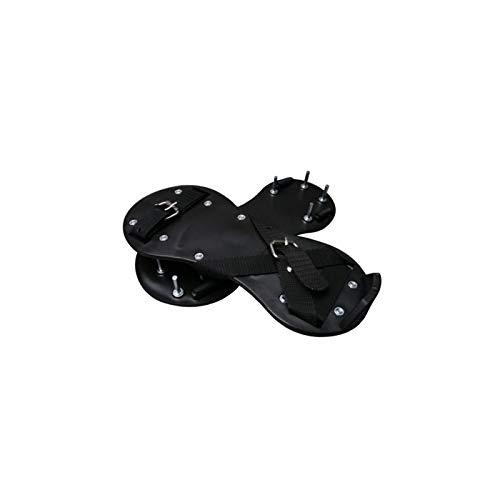 DEWEPRO Nagelschuhe - Nagelsohlen - Estrichschuhe - Stachelschuhe (Paar) - Nagellänge: 25mm