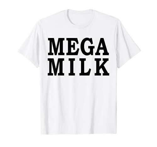 Mega Milk Titty Monster Big Boobs Divertido Anime Manga Camiseta