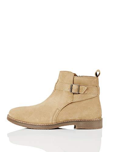 find. Ethan Jodhpur Chelsea Boots, Braun (Biscuit), 39 EU