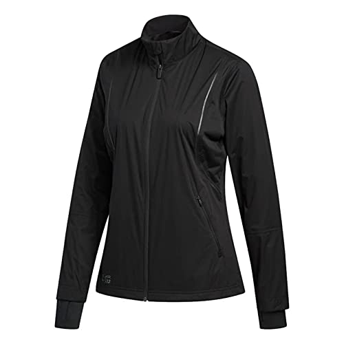adidas Climaproof Jacket Chaqueta Deportiva, Negro (Negro Dq2870), One Size (Tamaño del Fabricante:L) para Mujer