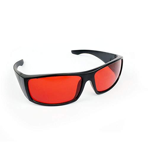 ZUEN Farbenblind Brille Korrigiert Farbe Schwäche Von Frauen Und Männern Kann Drinnen Und Draußen Sonnenbrille Farbenblind Gläser Verwendet Werden