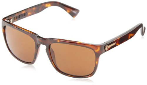 Electric Knoxville Square Sunglasses, Gloss Tortoise, 164 mm