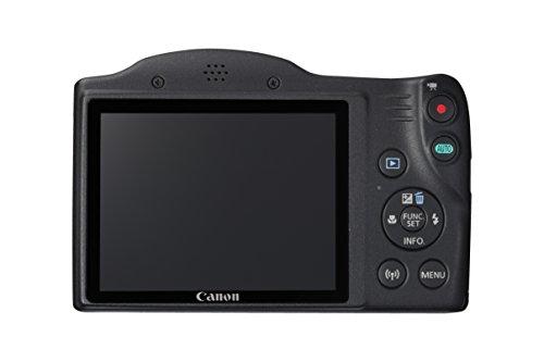 Canon PowerShot SX420 Digital Camera w/ 42x Optical Zoom - Wi-Fi & NFC Enabled (Black)