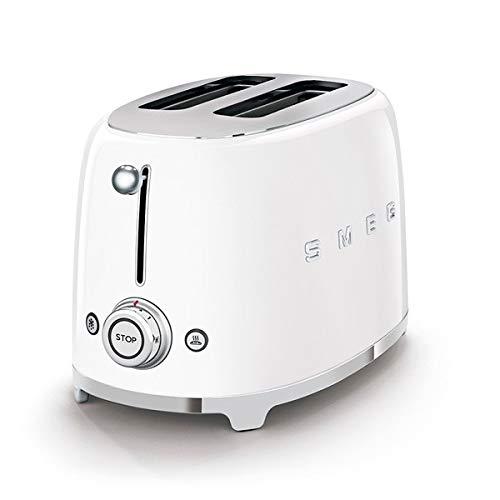 Smeg 2-Slice Toaster-White