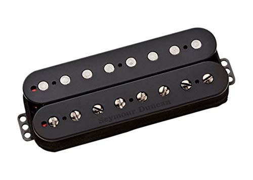Seymour Duncan Pegasus 8-String Passive Guitar Pickup Black Bridge