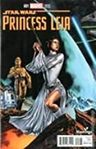 Princess Leia #1 Hastings