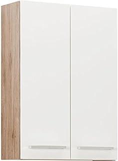 Pelipal 380 ROM Armario de Pared Réplica de Roble Terra de Sanremo 200 x 500 x 700 cm