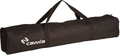Cawila Transport/Stangen-tasche M, schwarz, 110 x 20 x 20 cm, 10 Liter, 00540065
