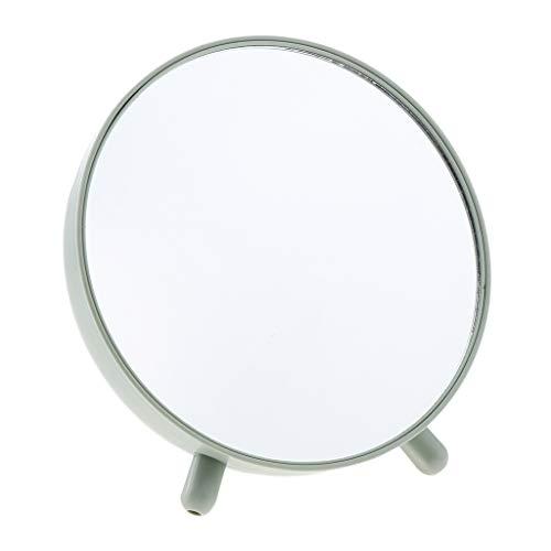 MERIGLARE Miroir Cosmétique De Table, 3 Couleurs Au Choix - Vert