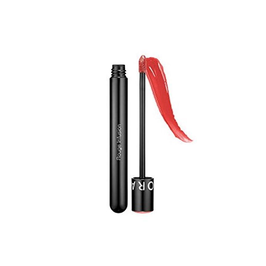 通路名前細部SEPHORA COLLECTION ルージュリップステイン輸液- Tangerine Stain, Rouge Infusion Lip Stain, 0.152 oz / 4.3g [並行輸入品] [海外直送品]