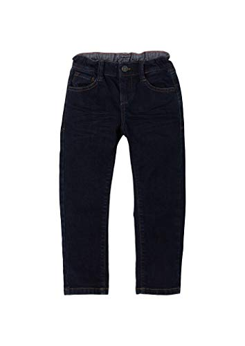 s.Oliver Jungen 74.899.71 Slim Hose, Blau (Dark Blue Denim Stretch 59z8), 116/SLIM