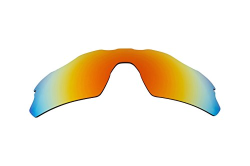 SeekOptics lentes de repuesto para gafas de sol Oakley Radar EV Pitch