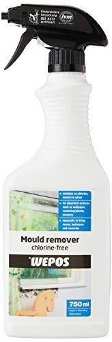 Wepos 2000000206 Schimmel Entferner Chlorfrei 750 ml