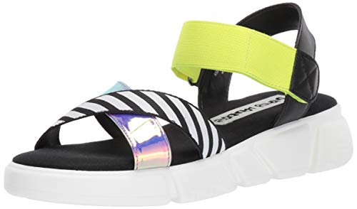 Dirty Laundry by Chinese Laundry Women's All TIME Sport Sandal, Black, 8 M US